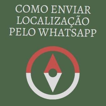 como enviar localização pelo whatsapp