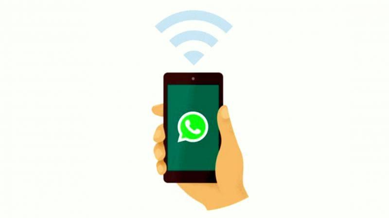 por que o whatsapp não funciona no wi-fi