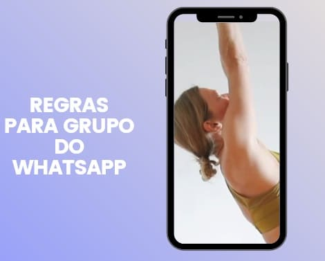 regras para grupo do whatsapp 1