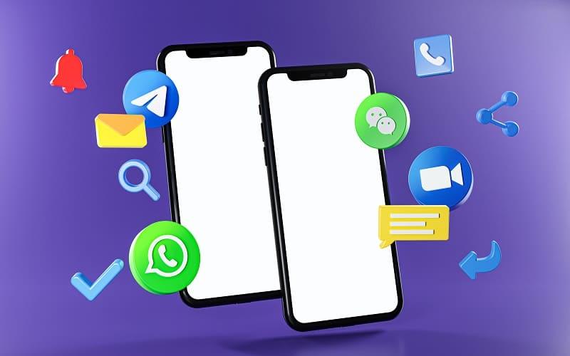qual a diferença entre Whatsapp, Signal e Telegram