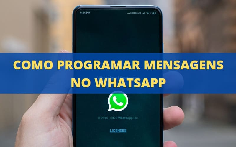 como programar mensagens do whatsapp