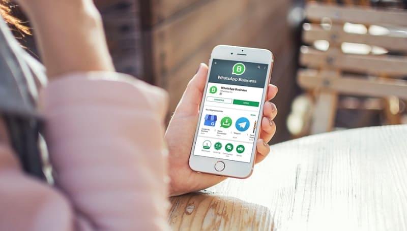 como configurar o whatsapp