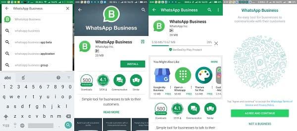 por que usar o whatsapp comercial