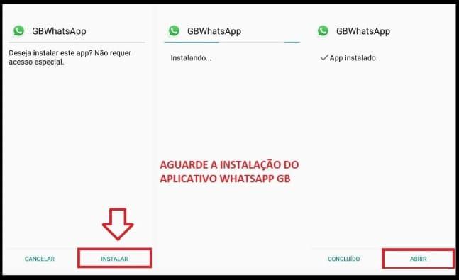 Como Baixar e Instalar GBWhatsApp Atualizado