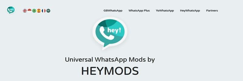 GBWhatsApp é seguro dentro da HeyMods