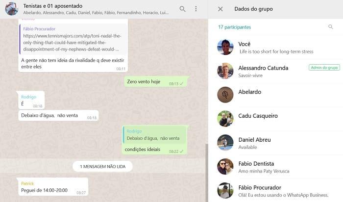 como extrair números de telefone em grupos de whatsapp no whatsapp web