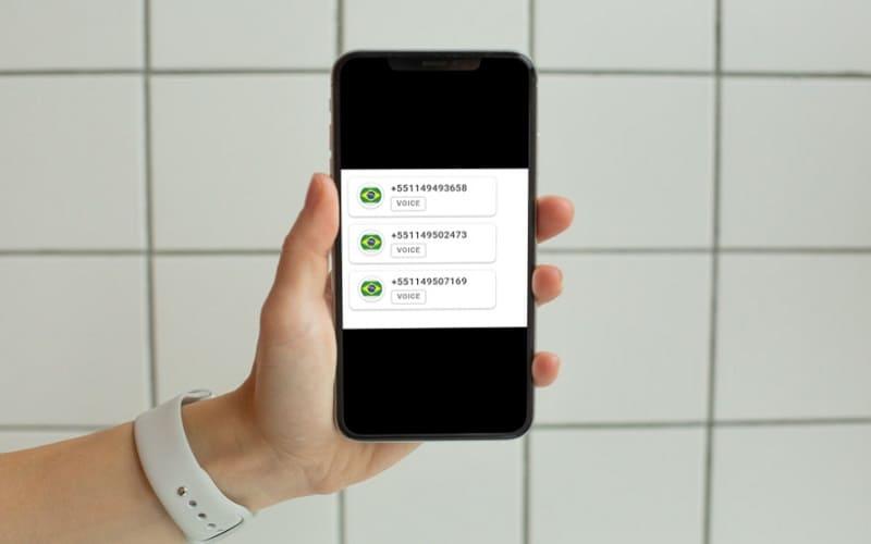como extrair números de telefone em grupos de whatsapp