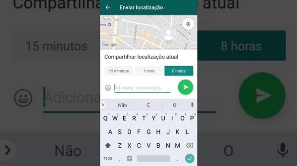veja o que fazer se a localização do whatsapp não funciona