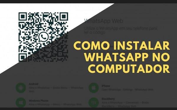 como instalar whatsapp no pc