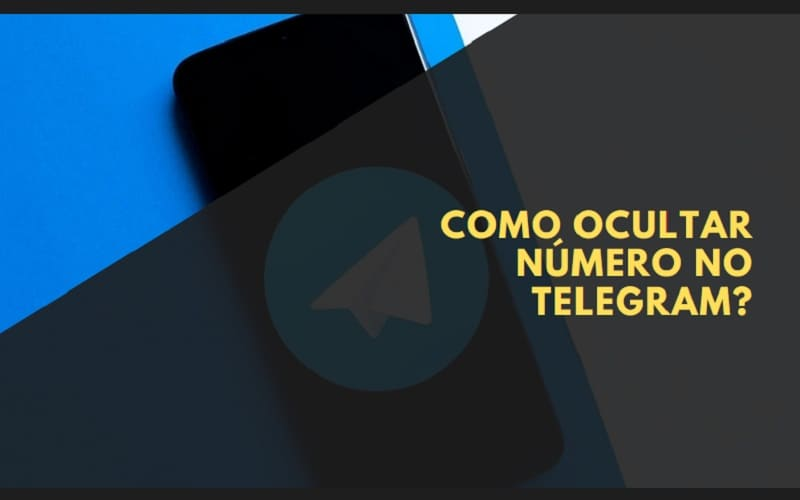 Como Ocultar Número no Telegram