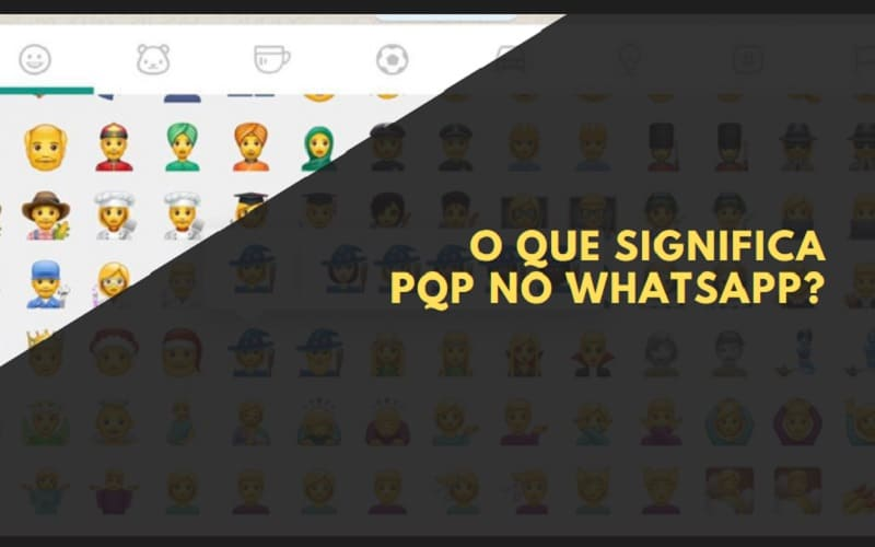 O que significa pqp no WhatsApp