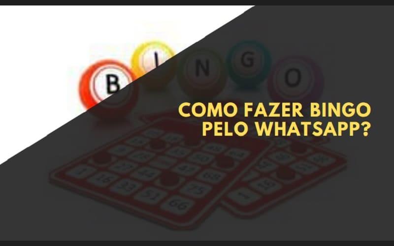 como fazer bingo pelo whatsapp
